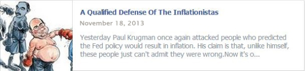 A Qualified Defense Of The Inflationistas